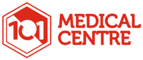 101 Medical Centre Logo